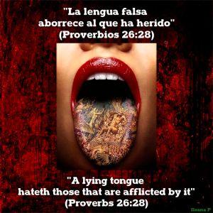 proverbios 26 28