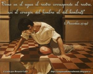 proverbios 27 19