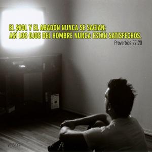 proverbios 27 20