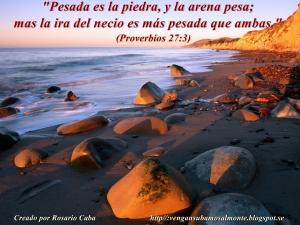 proverbios 27 3