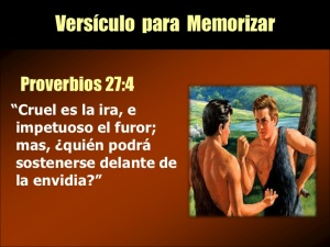 proverbios 27 4