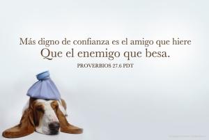 proverbios 27 6a