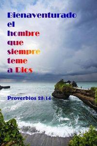 proverbios 28 14