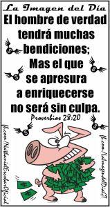 proverbios 28 20