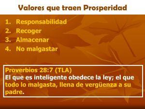 proverbios 28 7