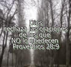proverbios 28 9