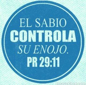 proverbios 29 11a