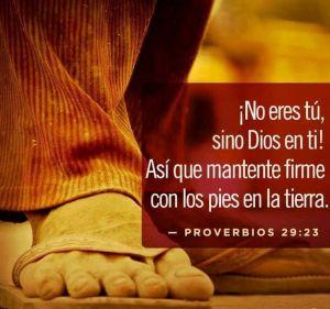 proverbios 29 23