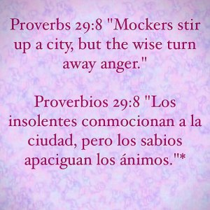 proverbios 29 8