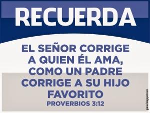 proverbios 3 12