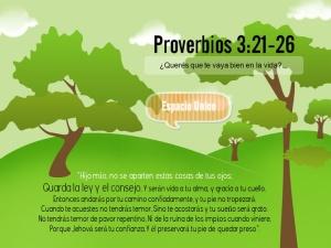 proverbios 3 21