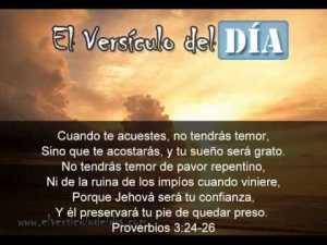 proverbios 3 24