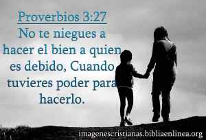 proverbios 3 27