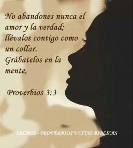 proverbios 3 3