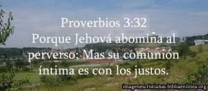 proverbios 3 32