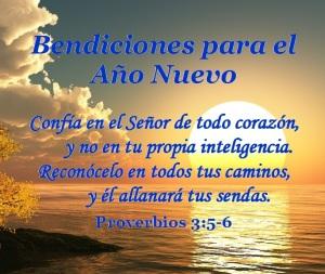 proverbios 3 5
