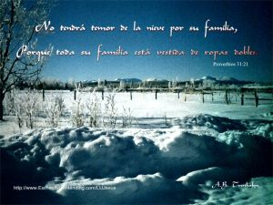 proverbios 31 21