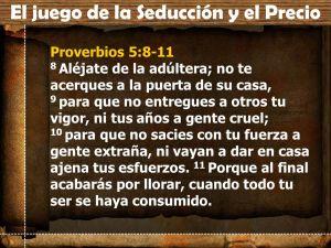 proverbios 5 8