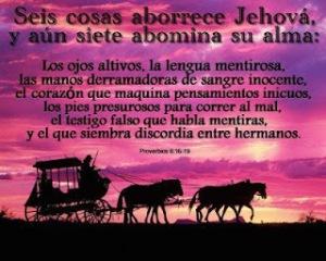 proverbios 6 16