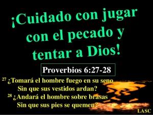proverbios 6 27