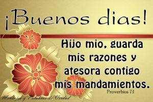 proverbios 7 1