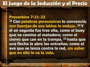 proverbios 7 21
