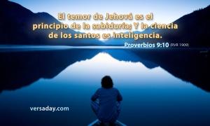 proverbios 9 10