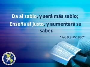 proverbios 9 9