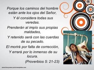 proverbios 5 21-23